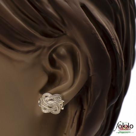 Mattenklopper oorbellen | Surinaamse oorbellen