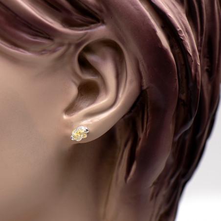 Mattenklopper oorbellen   Mattenklopper sieraden   Surinaamse sieraden