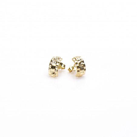 Rolex oorbellen goud heren | Rolex oorbellen goud
